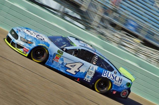 Kevin Harvick Falls Short Of NASCAR Cup Championship