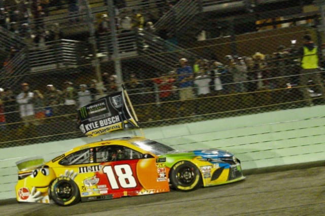 Friday Faceoff: Did Kyle Busch Have a Championship-Caliber Season?