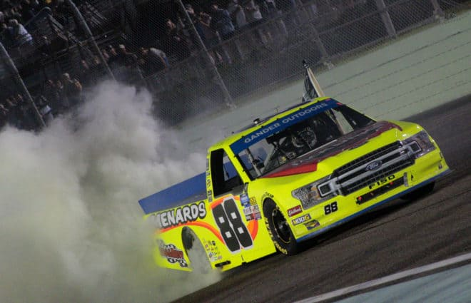 2019 NASCAR Top Storylines: Matt Crafton's Winless Truck Series Championship