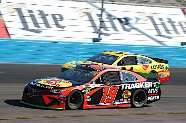 Who's Hot & Who's Not in NASCAR: The Penultimate Race