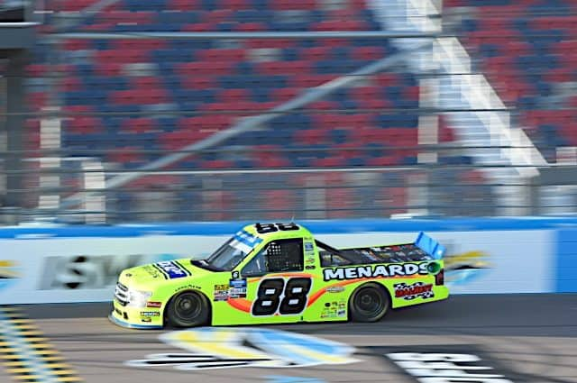Tracking The Trucks: Inside Winless Wonder Matt Crafton's Championship Season