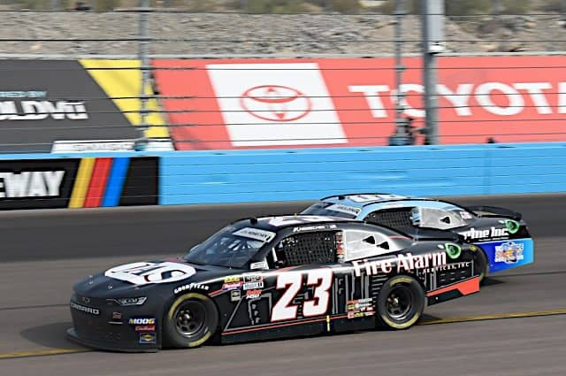 GMS Racing Disbanding Xfinity Program
