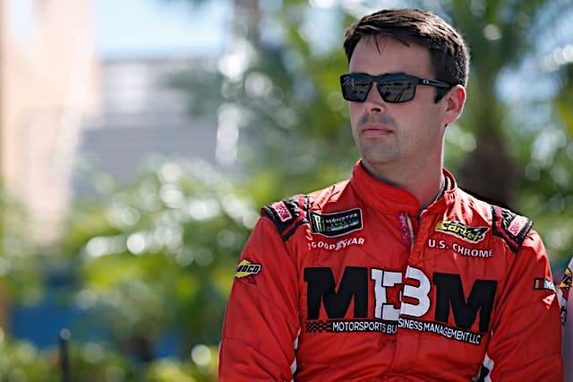 Timmy Hill Attempting to Make Daytona 500 for MBM Motorsports