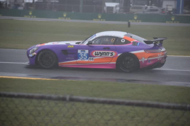 2020 Daytona IMPC Jeroen Bleekemolen Car Phil Allaway