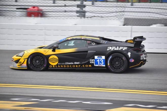2020 Daytona IMPC Kuno Wittmer Car Phil Allaway