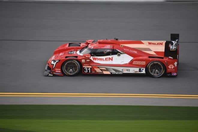 2020 Daytona IWSC Felipe Nasr Car Phil Allaway