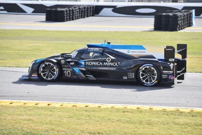 2020 Daytona IWSC Kamui Kobayashi Car Phil Allaway