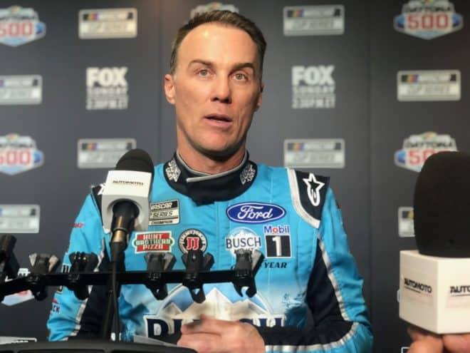 Kevin Harvick Daytona 500 Media Day 2020