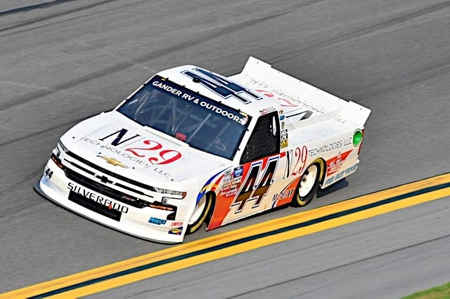 Natalie Decker Daytona 2020