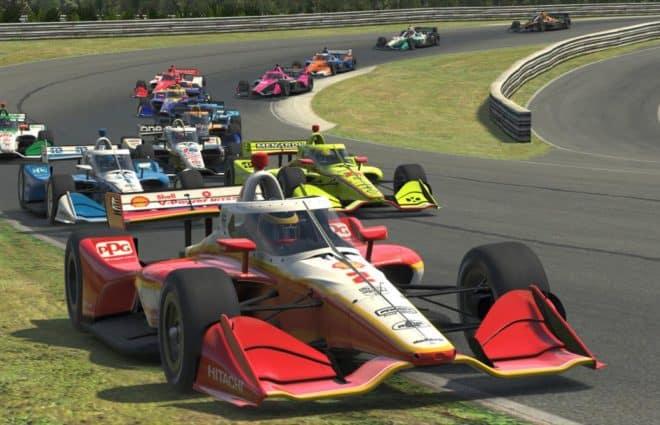 IndyCar iRacing Challenge