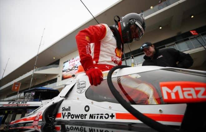 Scott McLaughlin Making IndyCar Debut at St. Petersburg