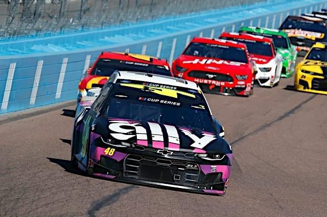Entry List: 2020 Phoenix Raceway 500