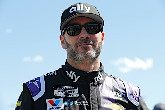 Jimmie Johnson Joins Action Express Racing All-Star Squad for Rolex 24