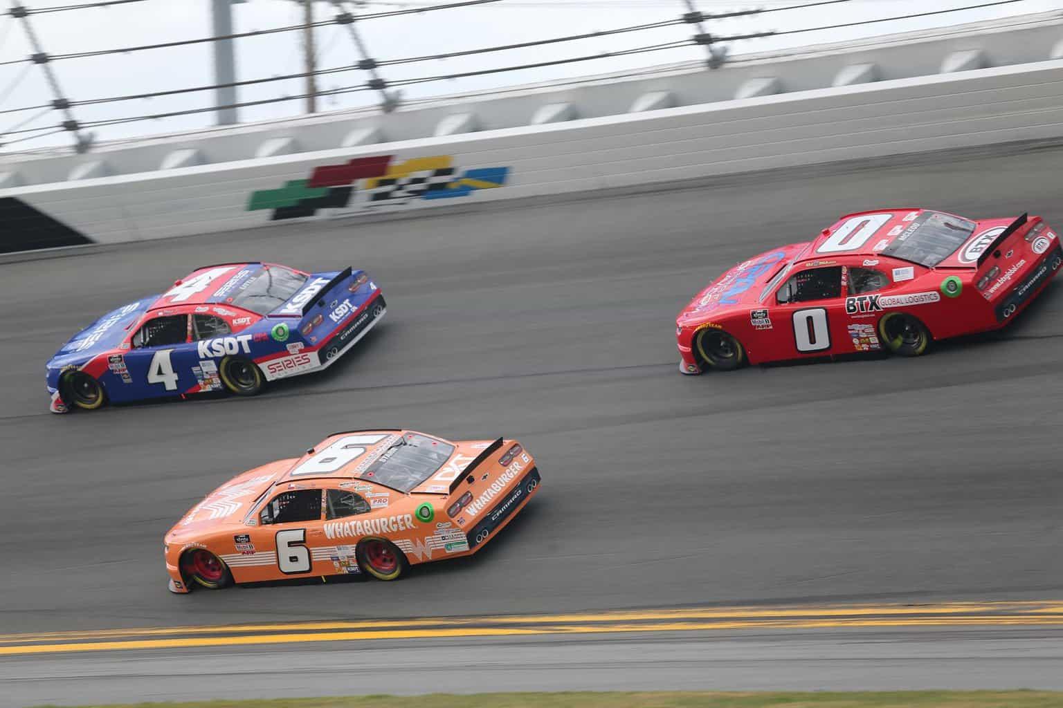 JD Motorsports Daytona 2020