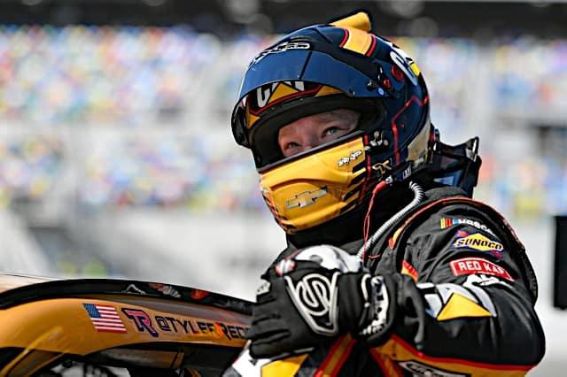 Tyler Reddick Daytona 2020