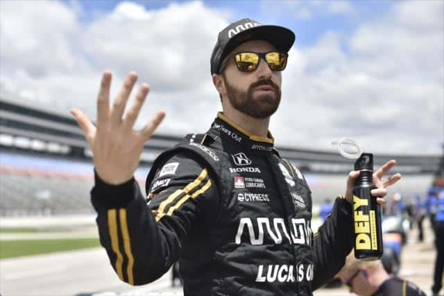 James Hinchcliffe Rejoins Andretti Autosport for Rest of 2020