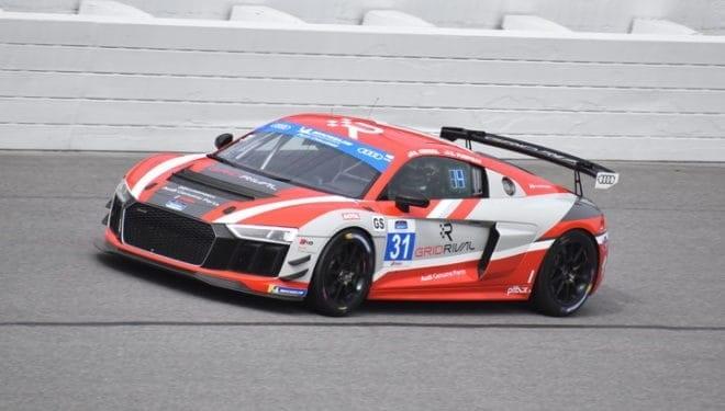 2020 Daytona IMPC Rob Ferriol Car Phil Allaway