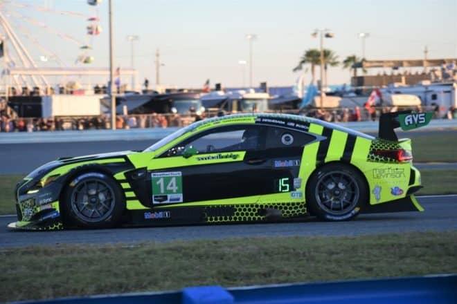 2020 Daytona IWSC Michael de Quesada Car Phil Allaway