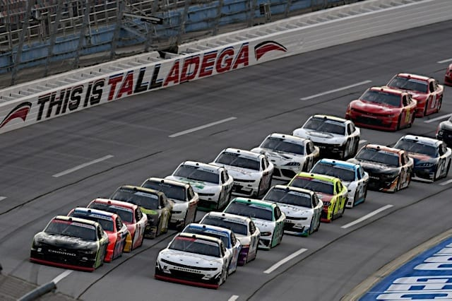 Entry List: 2020 Ag-Pro 300