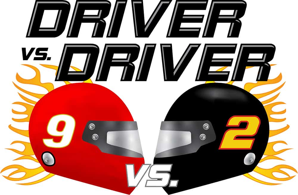 DriverVsDriver ElliottvsWallace
