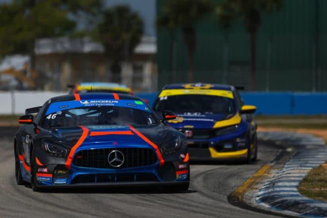 2019 Sebring IMPC Owen Trinkler Brian Henderson Racing Courtesy of IMSA