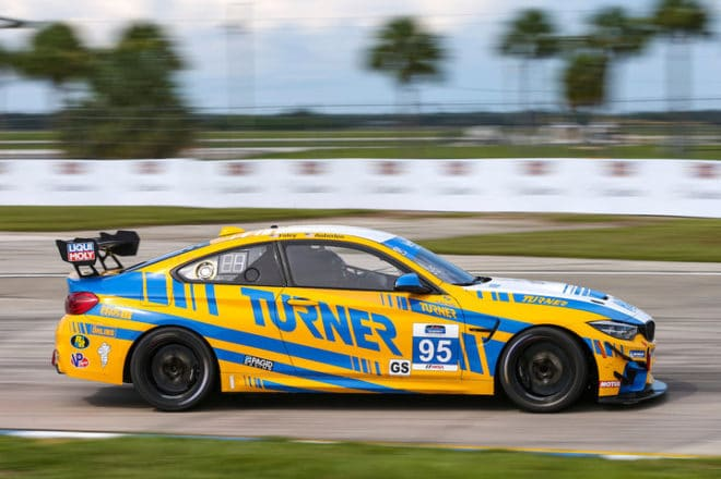 2020 Sebring IMPC Bill Auberlen Car Courtesy of IMSA