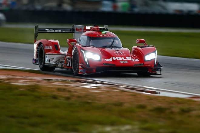 2020 Sebring IWSC Felipe Nasr Car Courtesy of IMSA