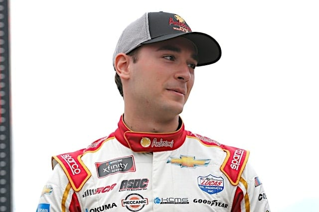 2021 NASCAR Preseason Power Rankings No. 30: Anthony Alfredo