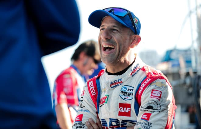 Tony Kanaan to Run Ovals in Chip Ganassi Racing's No. 48