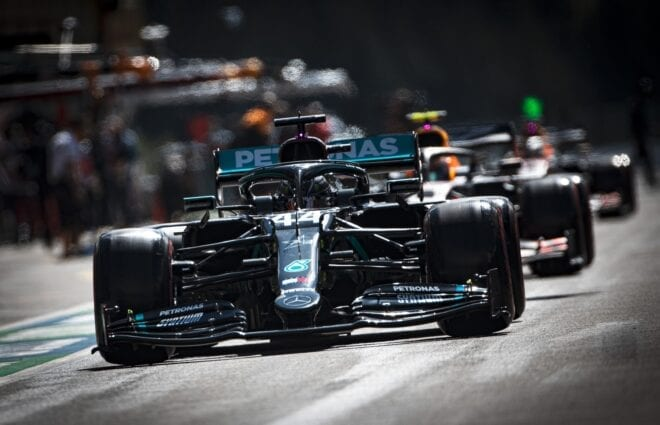 F1 Review: Lewis Hamilton Penalty, Carlos Sainz Mistake Headline a Calm Russian GP