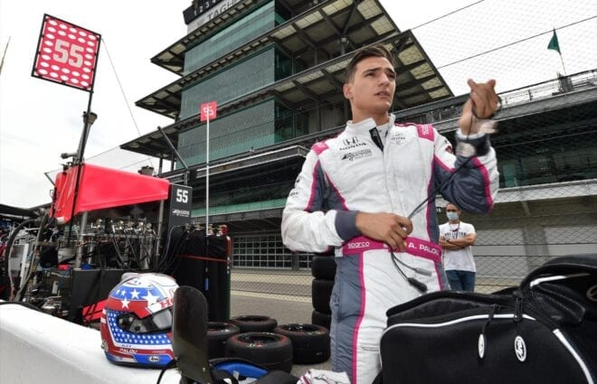 Chip Ganassi Racing Expands to 4 IndyCar Teams, Adds Alex Palou for 2021