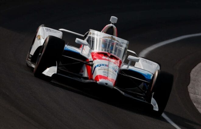 DragonSpeed Exiting IndyCar