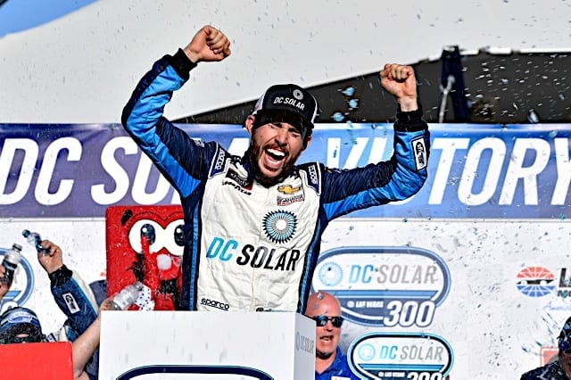 Ross Chastain Moving to Cup With CGR in 2021