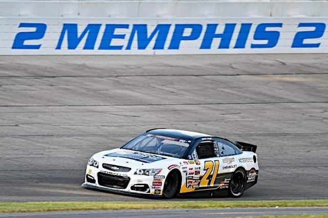 2019 Memphis ARCA Sam Mayer Car NKP