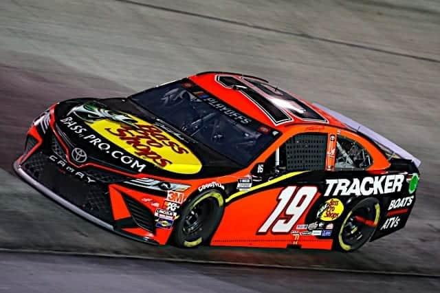Martin Truex Jr. Fails Texas Pre-Race Inspection, Loses Points
