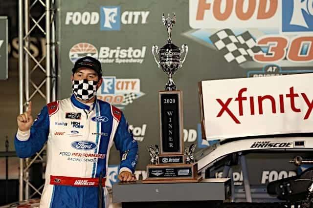 2020 Bristol NXS Chase Briscoe Trophy NKP