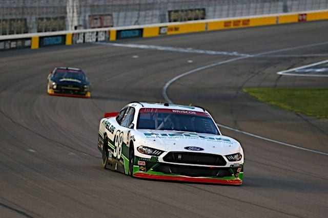 2020 Las Vegas NXS Chase Briscoe Car NKP