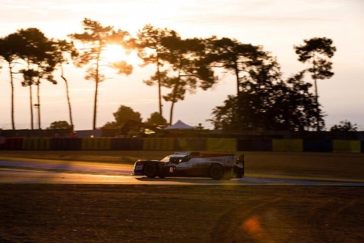 2020 Le Mans WEC Kazuki Nakajima Car Harry Parvin Adrenal Media