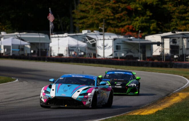 KohR Motorsports Scores Pilot Challenge Weekend Sweep at Mid-Ohio