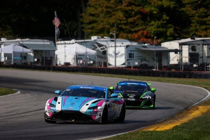 2020 Mid Ohio IMPC Nate Stacy Tyler McQuarrie Racing Courtesy of IMSA