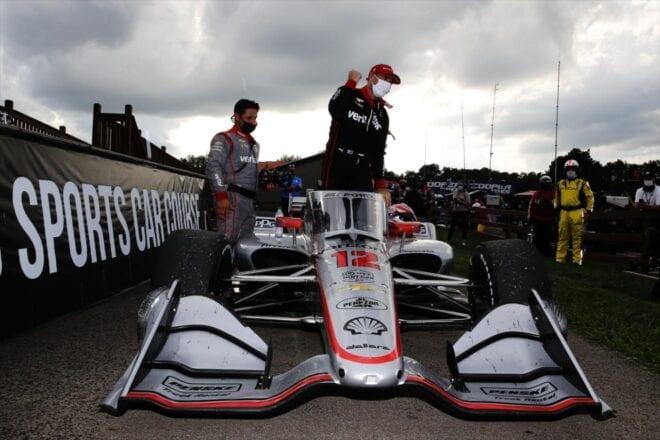 2020 Mid Ohio IndyCar Will Power Victory Lane IndyCar Media