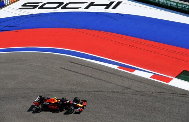 F1 Midweek: The Big Stories after the Russian Grand Prix