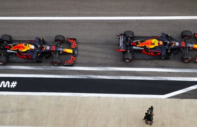 Red Bull Racing's Second-Driver Dilemma