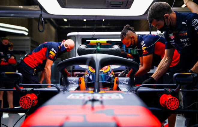 F1 Midweek: Scheduling News for Imola and 2021 Season, Plus Max Verstappen's Mouth Problem