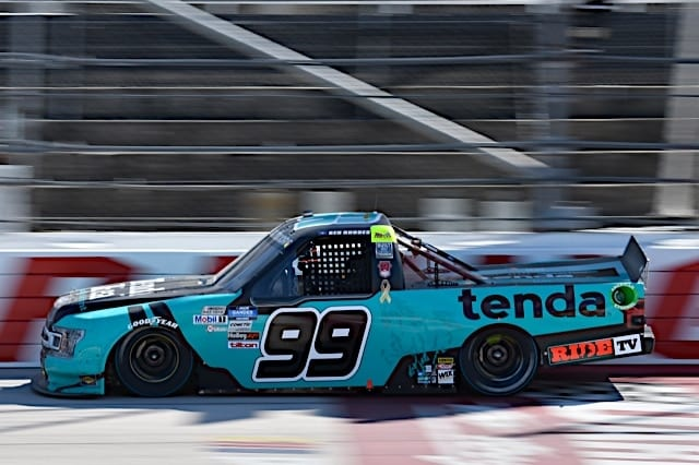 'KBM Trucks Run Over Everybody': Ben Rhodes Among Drivers Angry As Wrecks Mar Texas Truck Race