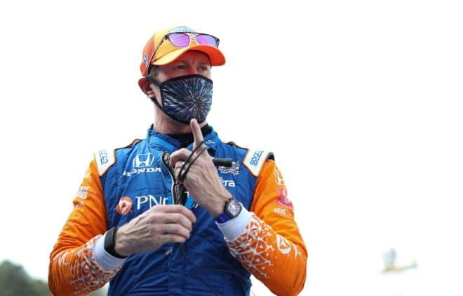 IndyCar Champions Scott Dixon, Josef Newgarden Preview 2020 Finale