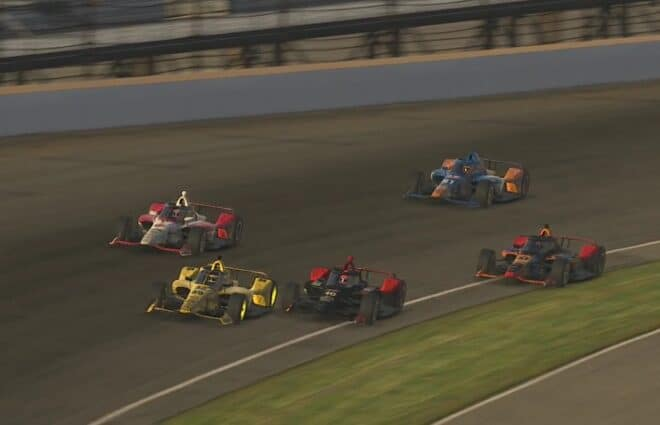 Nick DeGroot Wins at Virtual Indianapolis, Captures Inaugural Monday Night Racing Championship
