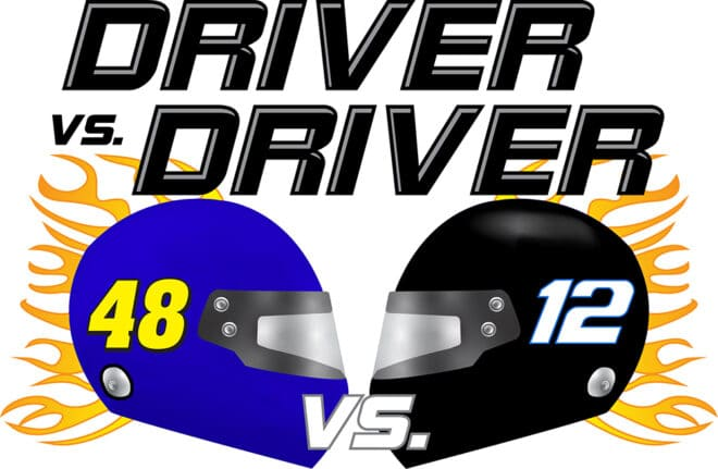 DriverVsDriver JohnsonvsNewman