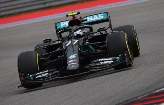 F1: Valtteri Bottas Earns Second Win of 2020 at Russian Grand Prix