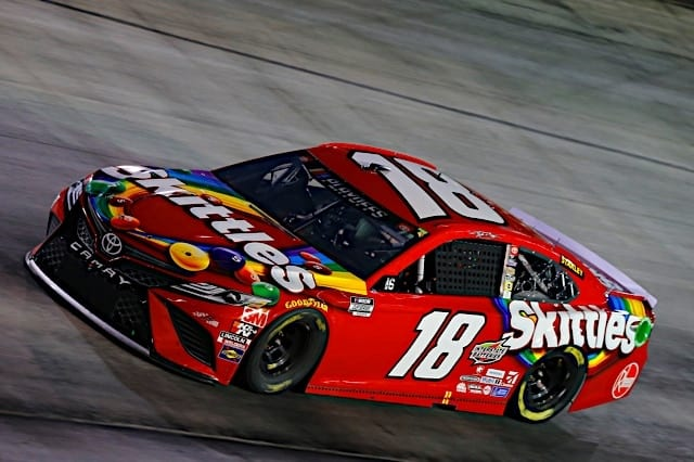 NASCAR Stat Sheet: Kyle Busch Comes Up Just Shy of Getting 1st Win of 2020